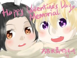 Happy Memorial Day! by ChinChuan