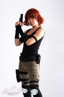 MGS - Meryl by Hyokenseisou-Cosplay