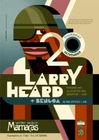 Larry Heard at Mamacas by prop4g4nd4
