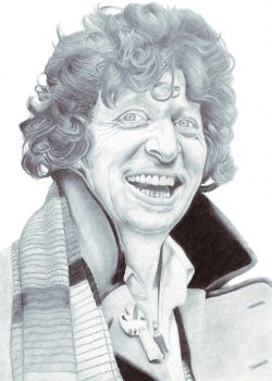 Tom Baker by TellTheKing89