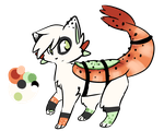 Sushi adoptable Auction (CLOSED) by DontStealMyPie