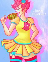 Trickster! Jane crocker by xYazzieex