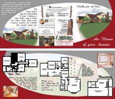 Large Format House Brochure by grace2design