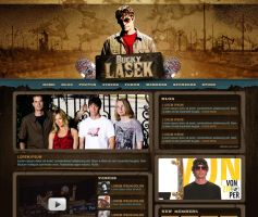 Bucky Lasek Site by Steelo23
