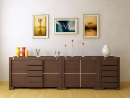 Hall cabinet by vibe24