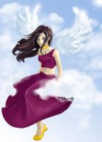 .:Nanashi's Angel:. by ExiledSnake