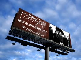 Billboard Mock-up 04 by WarMaster213