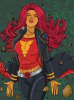 Jean Grey 2 by Windriderx23 by Blindman-CB