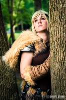 How to Train Your Dragon 2: Astrid by DSPWillieBrown