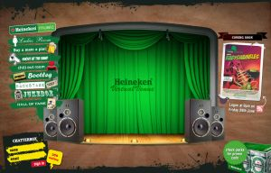 Heinken Virtual Venue by birofunk