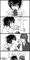 Another type of note -DN 4koma by ericulf