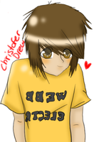 Christofer Drew by sukoshi-panda