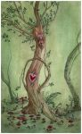 The Heart of the Forest by maina