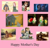 Mother's Day Collage by VGAfanatic