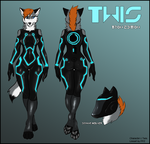Twis [Tron version reference] by twisz