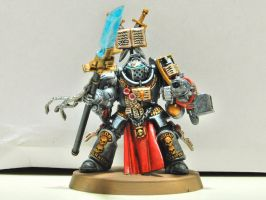 Grey Knight Grand Master by JaWzY83