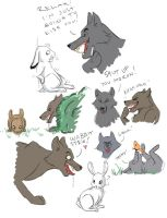 Wolves LOL by uppuN