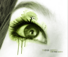 think green by sissorelle