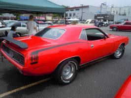 1969 Plymouth Barracuda 440 IV by Brooklyn47