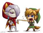 TLoZ:SS - Walkies by yueki