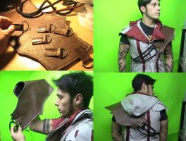 Another update Ezio cos by Vegetanthony