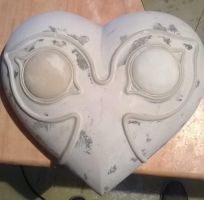 majora's mask wip 2 by herektor
