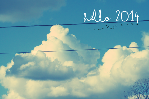 Hello2014 by 1018mockingjay