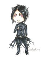 Sebastian Chibi by SterlingRaven