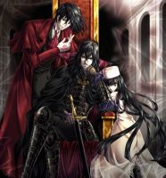 RARE Hellsing pic_not mine by rocz91