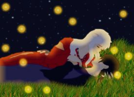 More than friends - Inuyasha x Miroku by InLoveWithYaoi