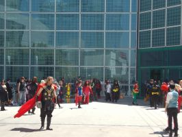 AX2014 - Marvel/DC Gathering: 110 by ARp-Photography