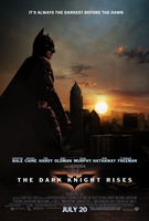'The Dark Knight Rises' v2 by NewRandombell
