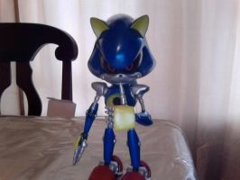 Metal Sonic Approves by ShadowTheHedgie1997