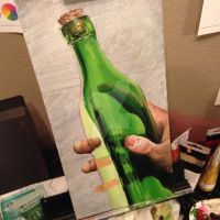 Glass Study by ethanandersonart