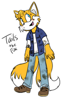 CC: Tails by Joel-Grizzlebeard