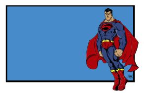 The Man Of Steel. by Highlander0423