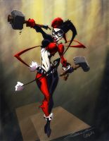 Harley Hammer Time by jkconlin