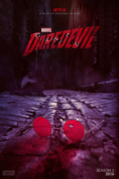 Daredevil | Season 2 by Squiddytron