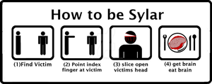 How to be Sylar by ashz22