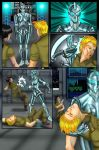 Major Steve and the Fembot Pt. 1 by Bowen12a