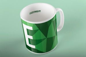Mug EKB by lozadesign