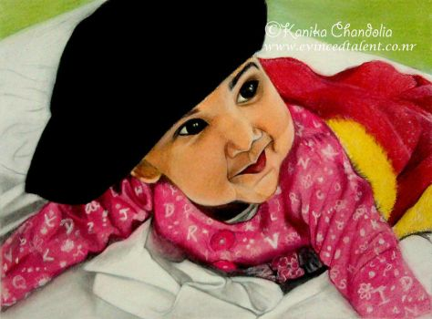 Baby 2 by Chandolia
