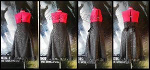 Lady Margolotta's Skirt. I by chac-chac