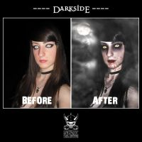 darkside_before-after by the-art-of-matth