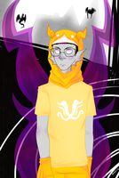 eridan got tiger man by KonataSong