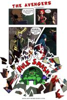 The Avengers - A Summary by kangel