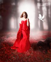 Red Life by sameelmk