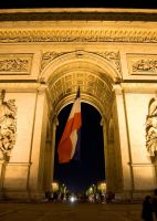 ARC DE TRIOMPHE by shark-graphic