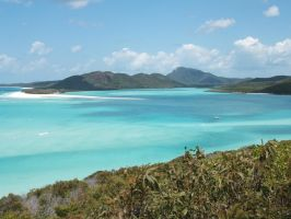 Whitehaven Beach by keepy