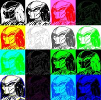 predator pop art 2 by TheWallProducciones